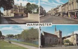 WARMINSTER MULTI VIEW - Angleterre