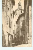 CAROMB : Le Beffroi Et La Mairie. 2 Scans. Edition Brun - Frankreich