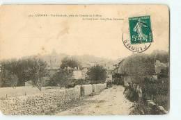CAROMB : Vue Générale Prise Du Chemin De Crillon. 2 Scans. Edition Pinet - Frankreich