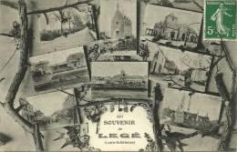 LEGE, Souvenir De ... - Legé