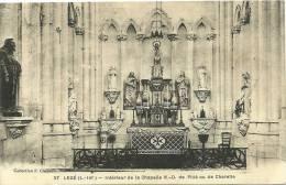 LEGE, Chapelle De Charette - Legé