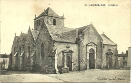 LEGE, L'église - Legé