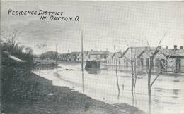 RESIDENCE DISTRICT IN DAYTON .  O. - Dayton