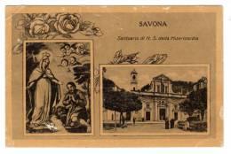 Savona  :  Santuario Di N.S. Della Misericordia - Savona
