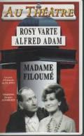 Rosy Varte  Au Theatre  °°°°  Madame Filoumè - Séries Et Programmes TV