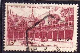 FRANCE   1942  Y.T. N° 539  Oblitéré - Frankreich