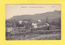 CPA - LESOTHO / LESSOUTO - Vue Générale De La Sébapala - Lesotho