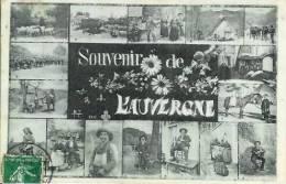 15 Souvenir De L'AUVERGNE - Non Classés