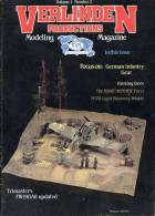 Verlinden Prod. Modeling Magazine Vol. 1 Nb 2 Focus On : German Infantry Gear ,  Figurines - Loisirs Créatifs