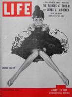 Magazine LIFE - AUGUST 24 , 1953 -  INTERNATIONAL EDITION     (3009) - Nouvelles/ Affaires Courantes