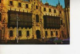 PALACIO CARDENALICIO  LIMA  PERU  OHL