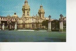 LA CATEDRAL  LIMA  PERU  OHL