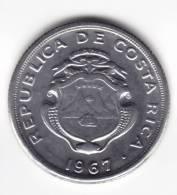 @Y@   Costa Rica  10 Centavos 1967   UNC         (C550) - Costa Rica