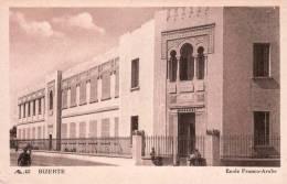 BIZERTE  ECOLE FRANCO - ARABE - Tunisie
