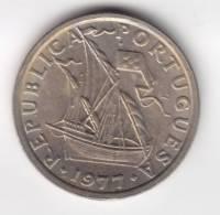 @Y@   Portugal  2$50   1977  AUNC    (C567) - Portugal