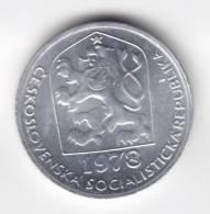 @Y@   Tsjechoslowakije  5 Haleru  1978  Unc    (C578) - Tchécoslovaquie