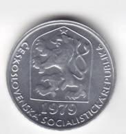 @Y@   Tsjechoslowakije  5 Haleru  1979  Unc    (C561) - Tchécoslovaquie
