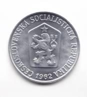 @Y@   Tsjechoslowakije  5 Haleru  1962  Unc    (C538) - Tchécoslovaquie
