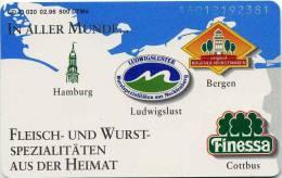 Deutschland - O 020  02/96 - 500ex !!!!  - 6 DM - Finessa- Voll-unused-mint - Deutschland