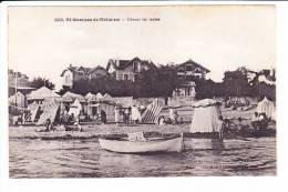 St-Georges De -Didonne  --  Devant Les Tentes - Sonstige Gemeinden
