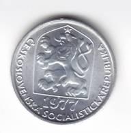 @Y@   Tsjechoslowakije  10 Haleru  1977  Unc    (C573) - Tchécoslovaquie