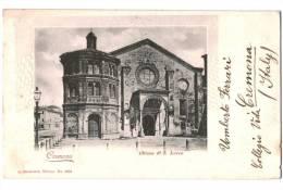 10615    CREMONA    CHIESA DI S LUCA    1901 - Italia
