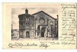 10616    CREMONA    CHIESA DI S LUCA    1901 - Italia