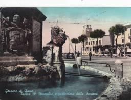 Genzano Di Roma-castelli Romani-piazza.viaggiata - Altre Città