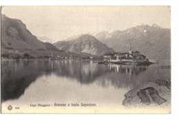10642    LAGO MAGGIORE  BAVENO E ISOLA SUPERIORE      1907 - Italia