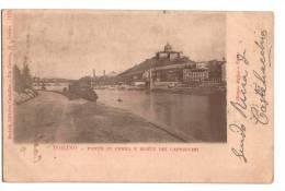 10644    TORINO   PONTE IN FERRO        1902 - Italia