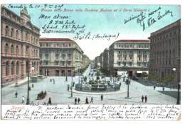 10645    NAPOLI    PIAZZA DELLA BORSA - Italia