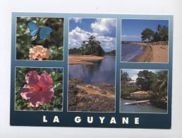 (97- Guyane) ---GUYANE AMERIQUE DU SUD --recto / Verso ---100.15 - Guyane
