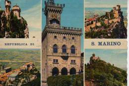 GREETING FROM SAN MARINO    OHL - San Marino