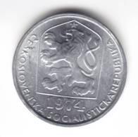 @Y@   Tsjechoslowakije  10 Haleru  1974  Unc    (C568) - Tchécoslovaquie