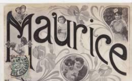MAURICE/Réf:C0540 - Prénoms