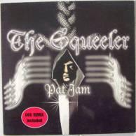 PAT JAM THE SQUEELER  LP  666 REMIX  EX / EX - Disco, Pop