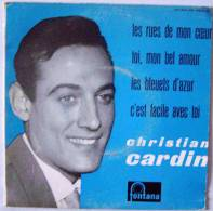 Christian CARDIN Henri SALVADOR EP Toi Mon Bel Amour Disque EX - New Age