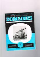 Bulletin Officiel Annonces Administration Domaines-N°520-Vente Au Mans-Brest-Cahors-Versailles-481 Wagons- - Livres, BD, Revues