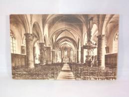 Wavre. Intérieur De L'Eglise St. Jean-Baptiste - Wavre