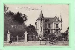 GRUISSAN (11) / EDIFICES / CHATEAUX / ATTELAGES / Le Château Et Un Attelage Devant / Animation - Sonstige Gemeinden