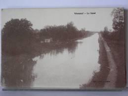 VINNEUF (89) - LE CANAL - Sin Clasificación