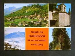 LOMBARDIA -BERGAMO -BERZIZZA GANDINO -F.G. LOTTO N°230 - Bergamo