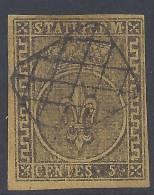 ITALIE -1852 - PARME -  DUCHE -  N° 1 - OBLITERE -  TB - - Parma