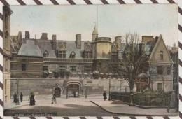 3AB323 PARIS MUSEE DE CLUNY  2 SCANS - Museen