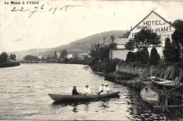 BELGIQUE - NAMUR - YVOIR - La Meuse à Yvoir. - Yvoir