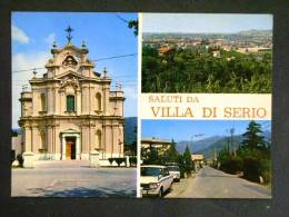 LOMBARDIA -BERGAMO -VILLA DI SERIO -F.G. LOTTO N°230 - Bergamo