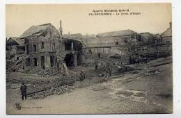 K21 - Guerre Mondiale 1914 - 18 - VALENCIENNES  - La Croix D'Anzin - Valenciennes