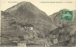 Massif Des Bauges (savoie) Le Pecloz - France