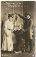 == Theater , Fledermaus Schauspiel BAYERN PAAR 1908 - Théâtre