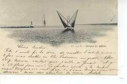 Barque Du Léman 1899 - Voiliers